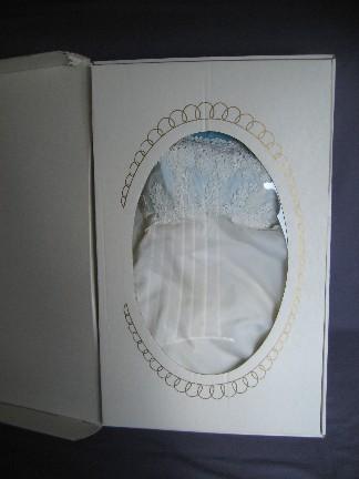 Boîte Gutierrez, sceller la tenue de mariage sous vide, méthode ancienne de conservation