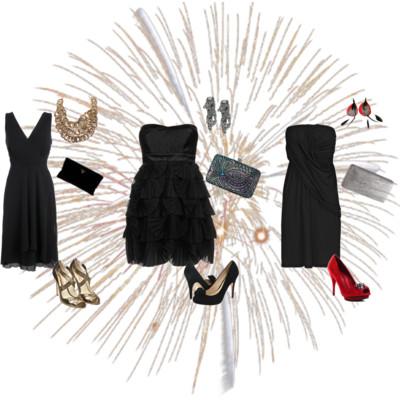 Petite robe noire accessoires