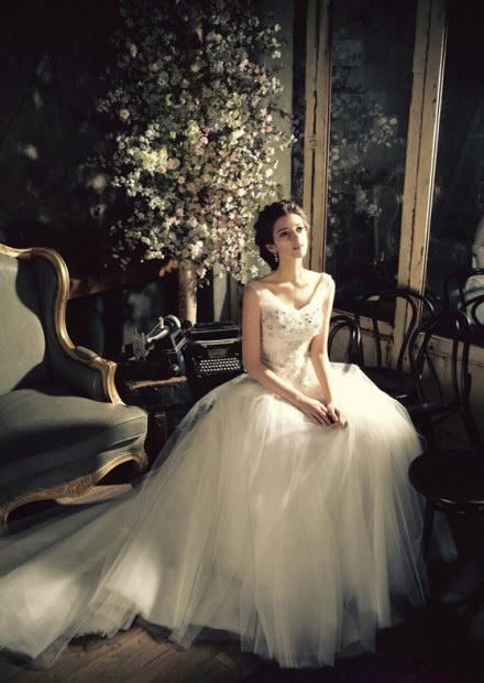 une mariée silencieuse