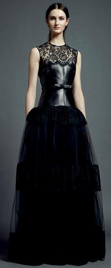 robe de mari e noir corsage en cuir blog officiel de