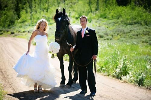 mariage dans la vallée