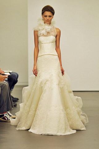 Robe de mariée de Vera Wang