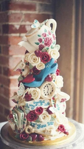Gâteau de mariage : Son évolution glorieuse  Blog officiel de ...