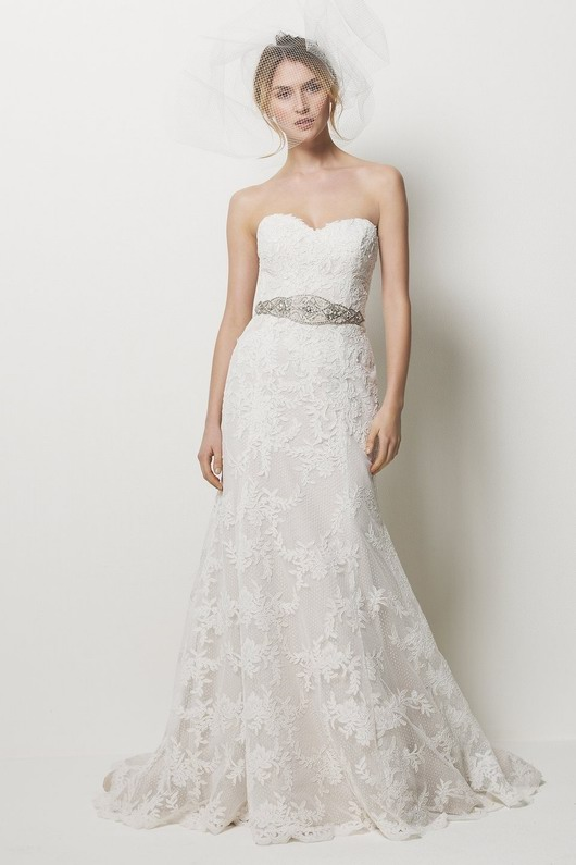 Robe de mariage simple et élégante, pourquoi pas?  Blog officiel de ...