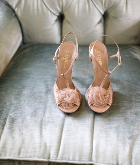 Chaussure Mariage Femme Rose