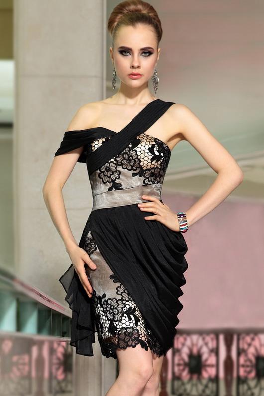 Les plus belles robes courtes de soirees