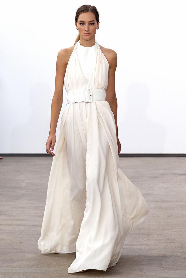 7ecf4cd2e55 Robe blanche fluide longue robe longue pour ete