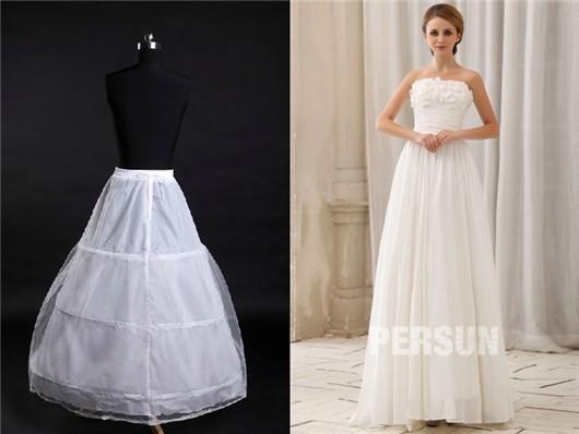 ... un jupon pour votre robe de mariée  Blog officiel de PERSUN.FR
