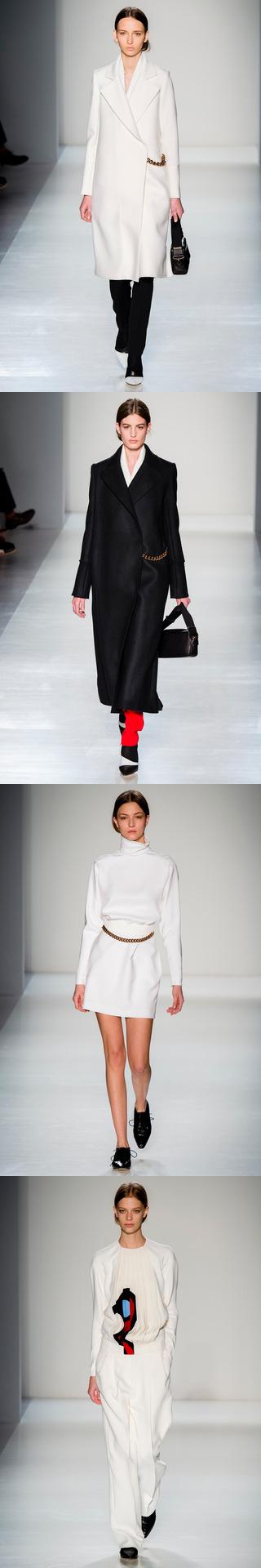 Victoria Beckham Automne-hiver 2014-2015 Prêt-à-porter