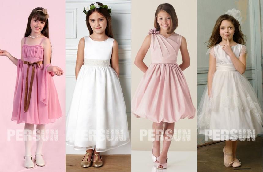 comment habiller la petite fille pour votre mariage blog officiel de persun fr. Black Bedroom Furniture Sets. Home Design Ideas