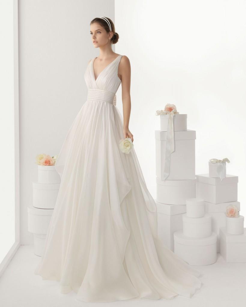 Robe de mariée sur mesure de Persun