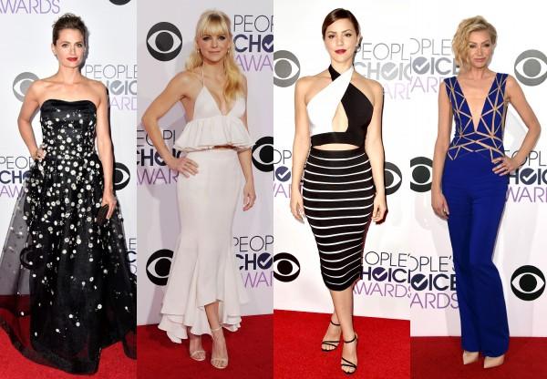 les plus beaux looks des People's Choice Awards 2015