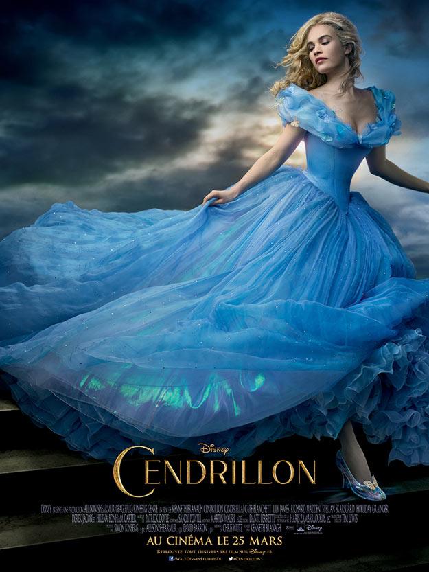 magnifique robe bleu de bal de cendrillon
