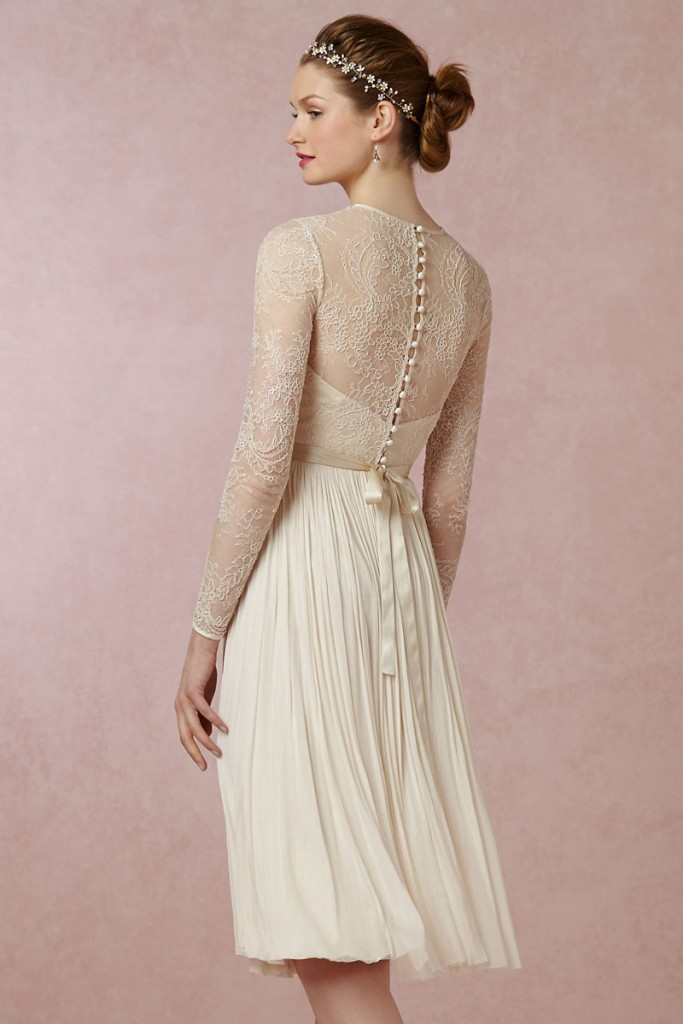 Robes de mariage blog officiel de persun fr - Robe de mariee manche longue dentelle ...