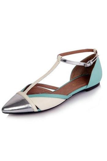 sandales-de-mariee-plate-bleu-pointu