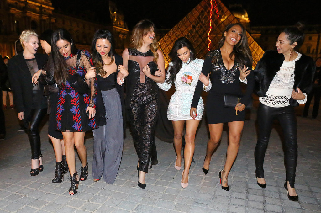Bachelorette party paris