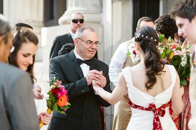 mariage papa