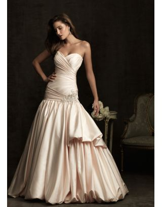 robe de bal en rose pour mariage