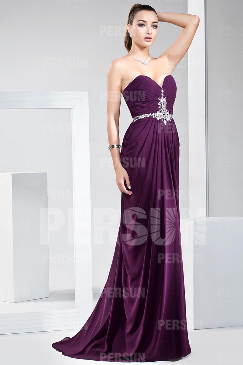 robe-de-soiree-longue-bustier-pour-mariage
