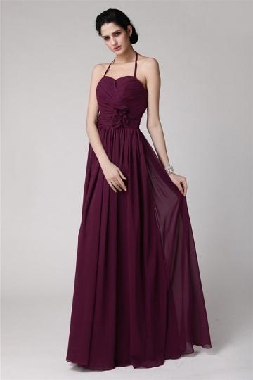 Robe longue invite mariage