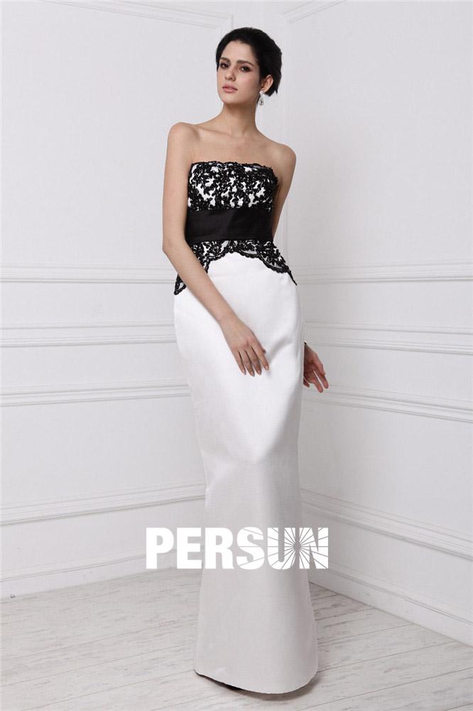 Customiser robe blanche pour halloween