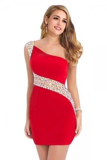 Sexy robe ajourée à coupe moulante