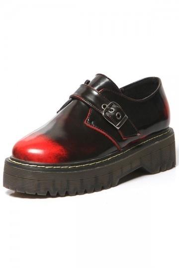 Vintage chaussures femme de ville rehaussantes