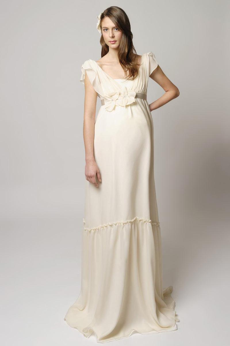 Robe Femme Enceinte Pour Mariage Mariage Les Plus Belles Robes Pour Femmes Enceintes Robe Patineuse Mi