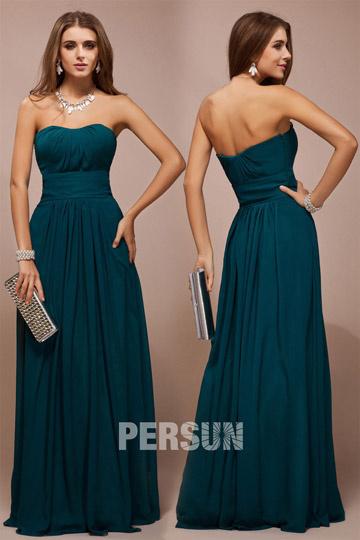 Robe soiree chic et glamour