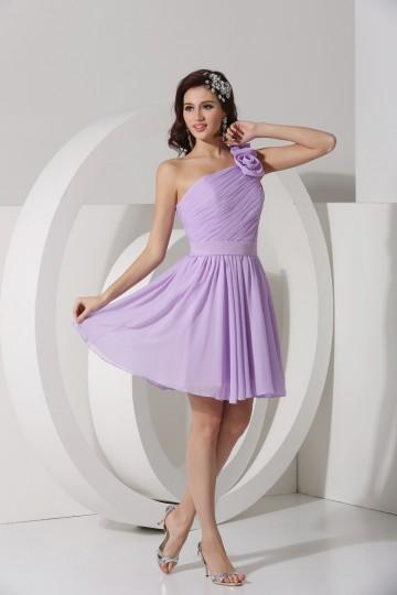 robe-de-demoiselle-dhonneur-courte-violette