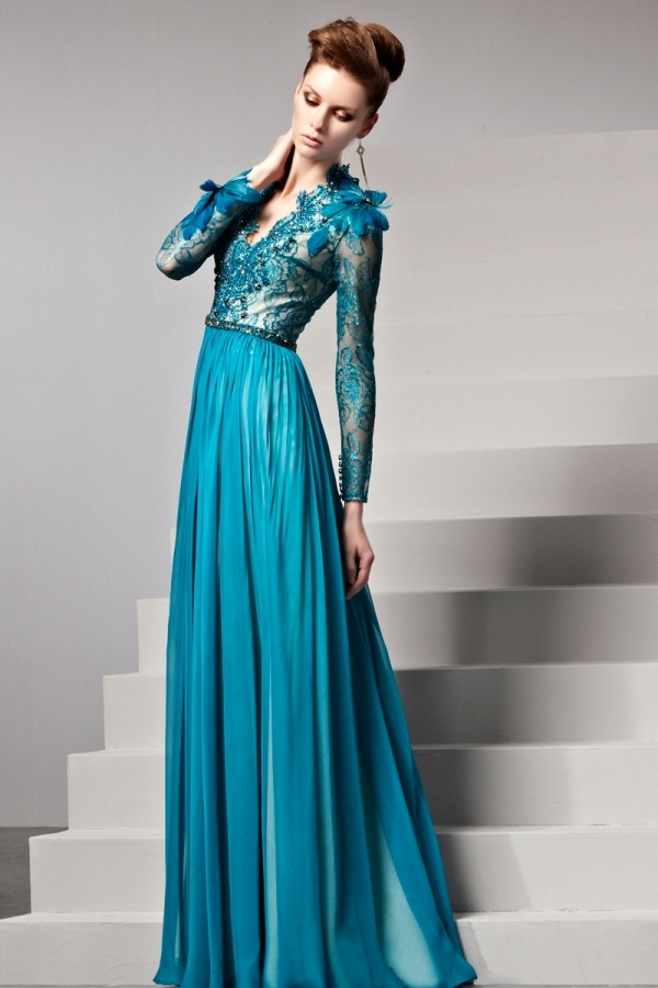 Robe soiree hiver mariage