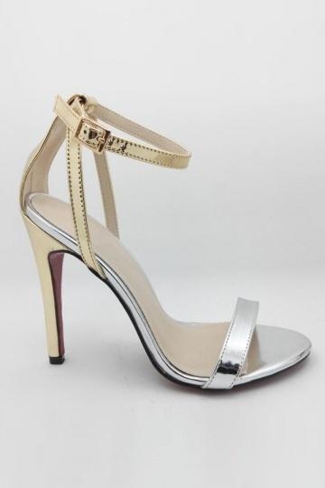 Sandales simples à talons hauts