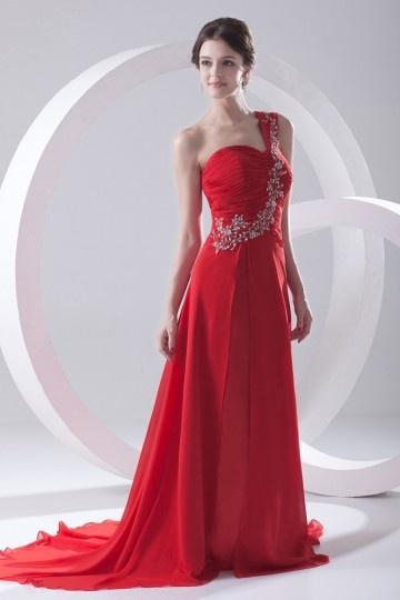 robe de soiree rouge longue. Black Bedroom Furniture Sets. Home Design Ideas