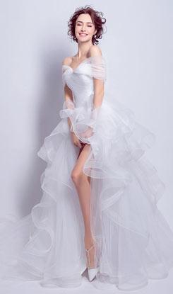 Robe de mariee courte vente en ligne meilleur blog de for Meilleurs sites de robes de mariage en ligne