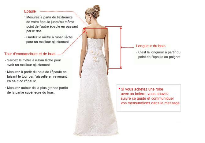 Tout savoir sur votre robe de mari e sur mesure sur persun for Comment faire la robe de mariage cupcake